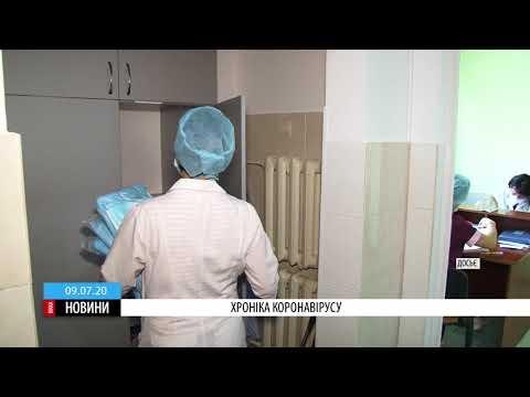 ТРК ВіККА: Плюс дванадцять за добу: хворих на коронавірус і далі більшає на Черкащині