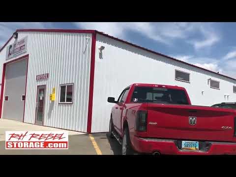Camper Storage & Parking Spaces for Rent - RH Rebel Storage