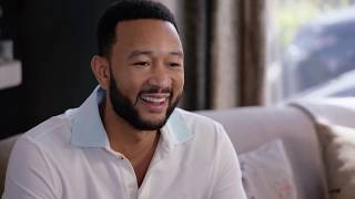 Sunday at 8 7c on ABC - John Legend and Family: A Bigger Love Father's Day