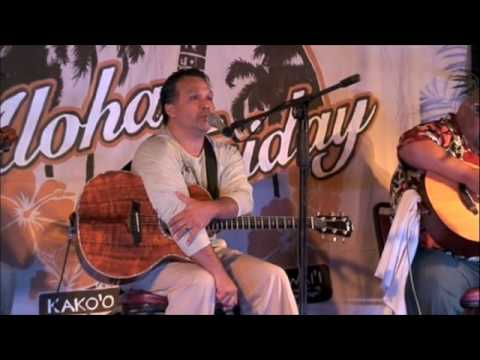 Hana Hou!!!  Weldon Kekauoha sings Queen