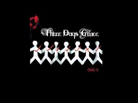 Let It Die, Three Days Grace