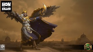 HoN Pro Nomad Gameplay - `IRAQ`4EVER` - Legendary Rank