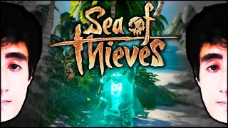 felps e jão no TUTORIAL do SoT ­ | ­ sea of thieves