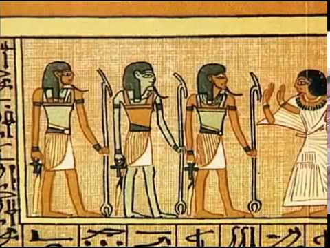 Archéologie Ancienne Egypte Le secret des hiéroglyphes  | Documentaire