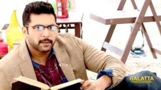 Jayam Ravi wants to direct films