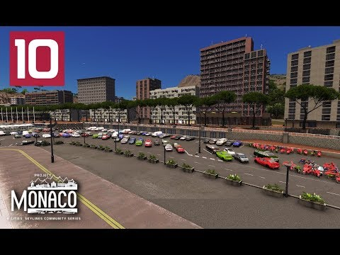 Foundations - Cities Skylines: Project Monaco - EP 10