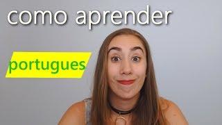 como aprender portugues