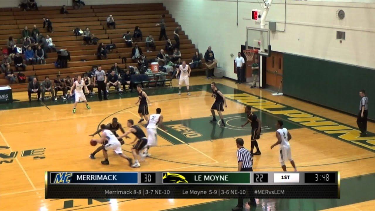 Le moyne college mens basketball vs merrimack january 16 2016 le moyne college mens basketball vs merrimack january 16 2016 youtube sciox Images