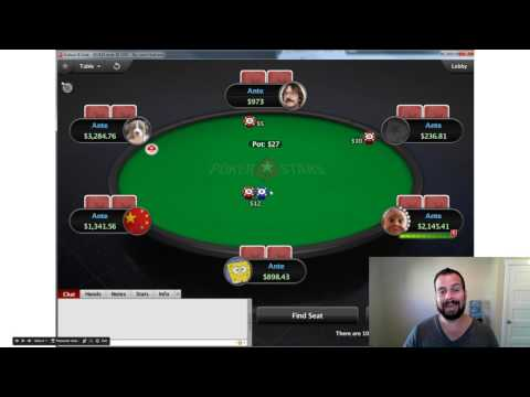 Upswing Poker: Ryan Fee On No-Limit Hold'em With An Ante
