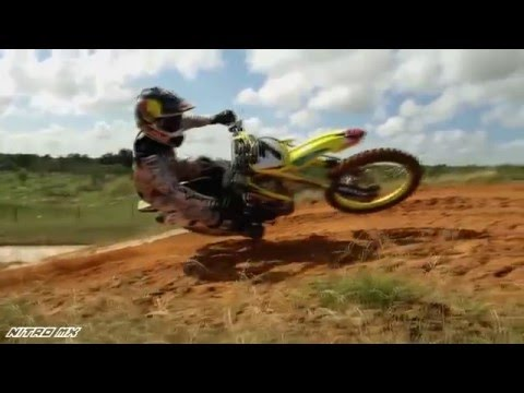 Motocross Motivation – Never Give Up