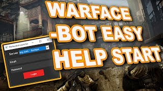 Warface: how to play alone -PVP-PVE easy help start [ warfacebot ]