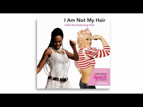 India feat. P!nk - I Am Not My Hair (Audio) [HD 1080p]
