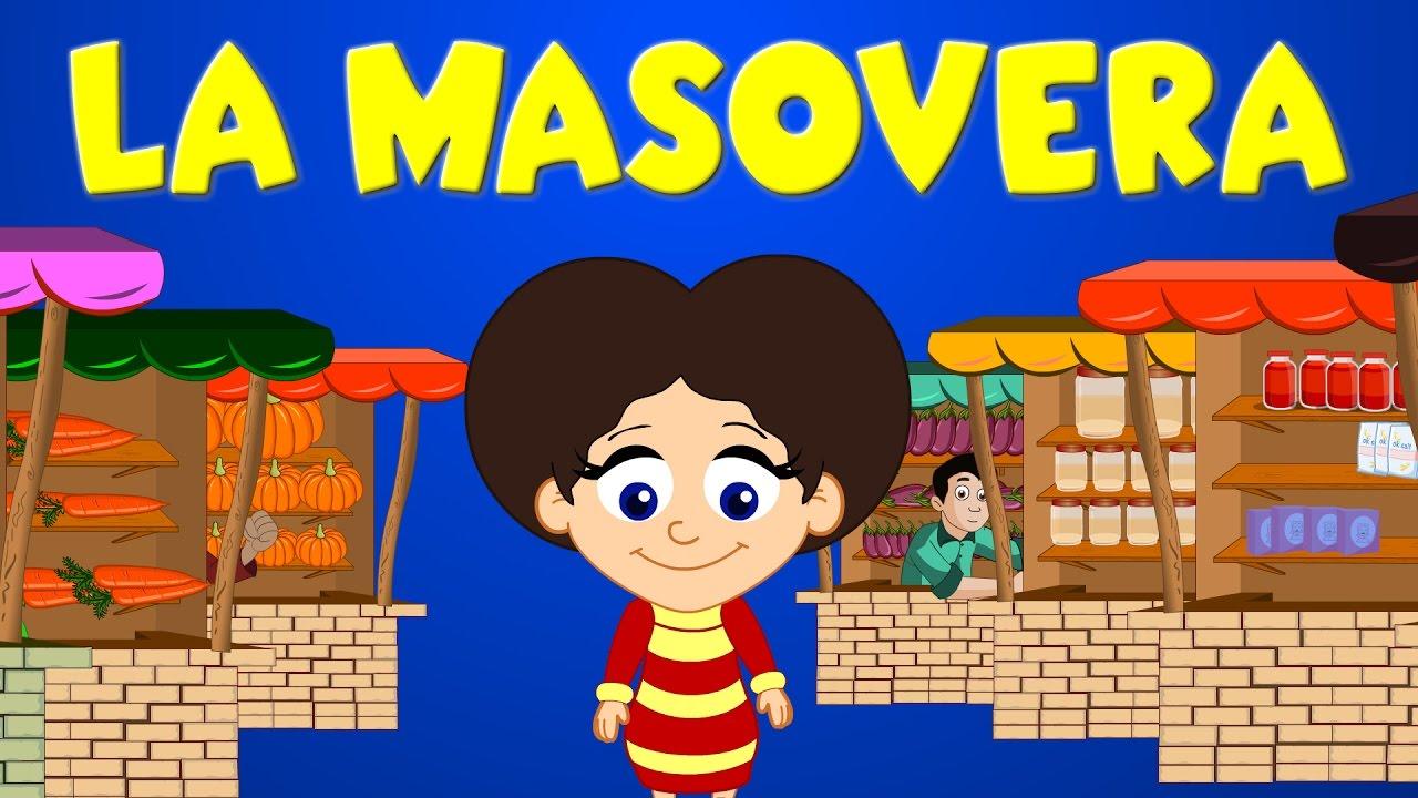 LA MASOVERA | Cançons Infantils en Català - YouTube