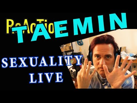 Reaction to TAEMIN - SEXUALITY - LIVE // Classical Guitarist Reacts