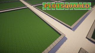 PlotSquared Plugin Review for Spigot/Bukkit 1.8/1.8.4/1.8.6