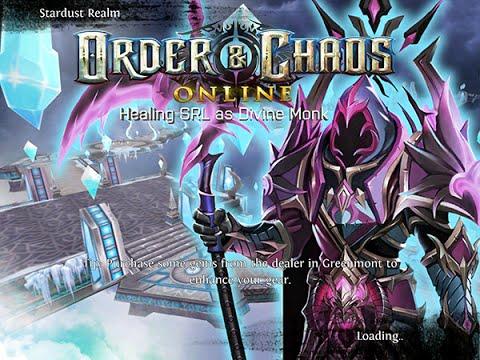 Order & Chaos Online| SRL As Divine Monk!