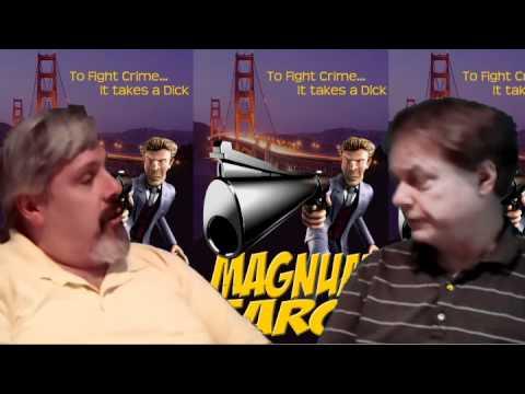 Bill Plympton recording for MagnumFarce