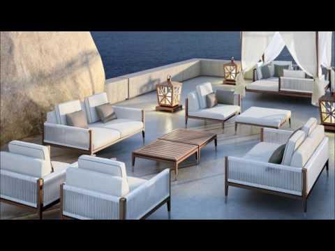 Modern Garden Furniture Sets Design UK