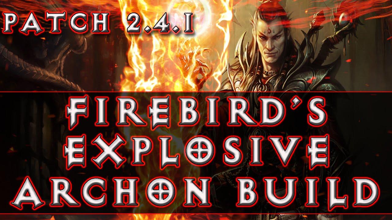 Diablo  S Firebird Build