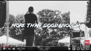 "Joel Vaughn - ""More Than Good Enough"" (Behind The Music)"
