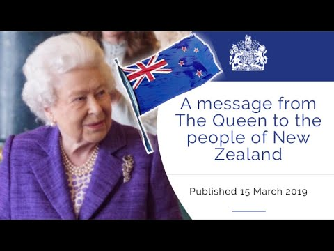 Queen Elizabeth, Charles, Harry & Meghan, William & Kate | Messages To Christchurch & New Zealand