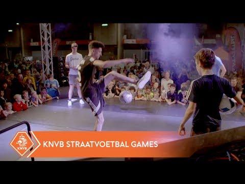 Aftermovie KNVB Straatvoetbal Games
