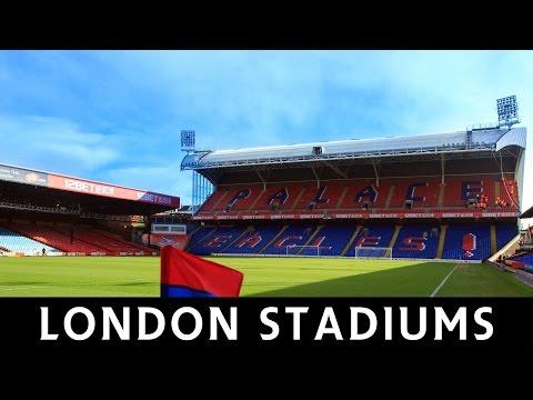 Biggest Stadiums in London, UK
