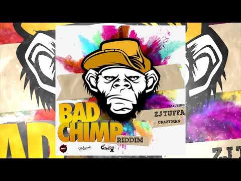 Tuffa - Crazy Man (Bad Chimp Riddim VA) | Prod. by Swick B & Kubiyashi Productions