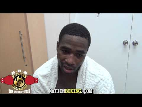 """BRONER: """"YOU CAN'T PUT PORTER & MAIDANA IN THE SAME CATEGORY"""""""