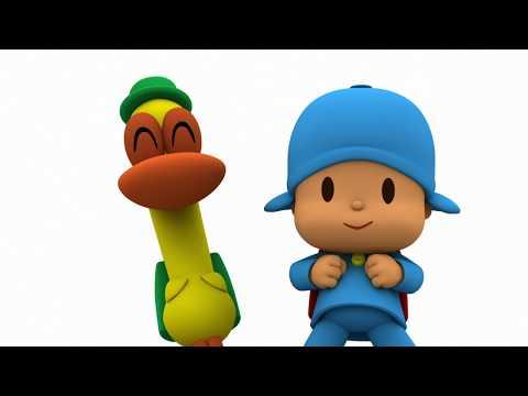 Let's Go POCOYO! 60 minutos de Pocoyo en español - caricaturas infantiles [6]