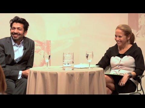 Pulitizer-Prize Winner Dr. Siddhartha Mukherjee Interviewed by Katie Couric