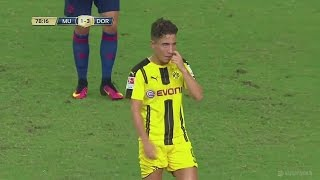 Emre Mor vs Manchester United (Debut) 22/07/2016 HD 720p by SH10