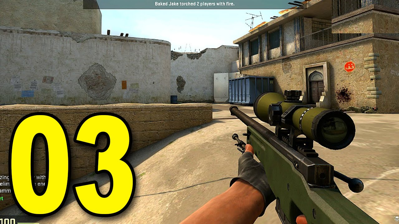 CS:GO - Part 3 - Getting Way Better! (CounterStrike: Global Offensive Gameplay) thumbnail