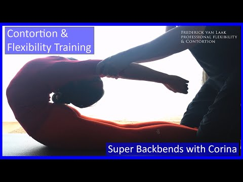 Contortion Training by Flexyart 144: Super Backbends - Also for Yoga, Poledance, Ballet, Dance