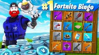 Mega Lotto Challenge in Fortnite 💰