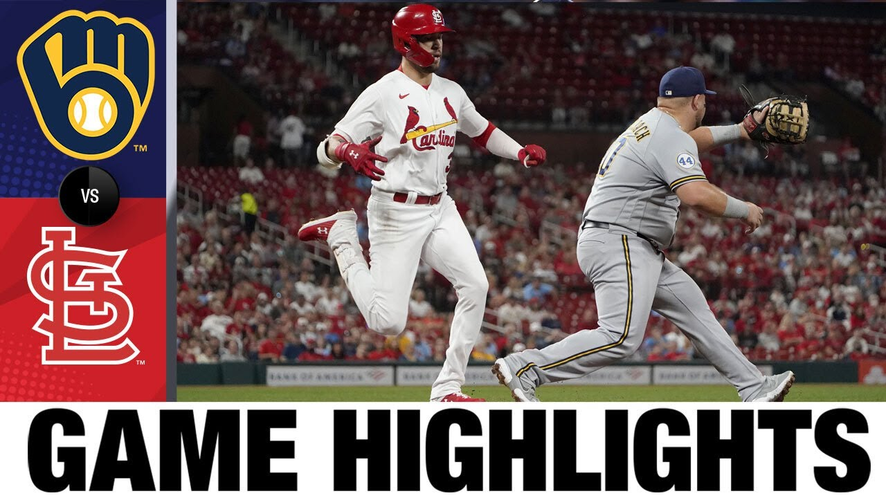 Download Brewers vs. Cardinals Game Highlights (9/29/21)   MLB Highlights