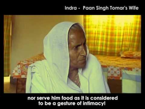 Paan Singh Tomar -- a Family Man