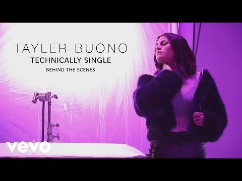Tayler Buono - Technically Single BTS