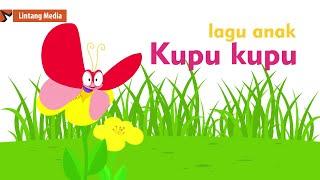 Kupu-kupu Lagu Anak Balita Indonesia Populer