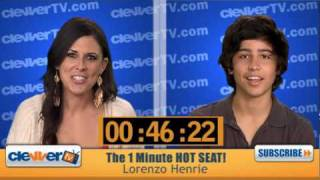 1 Minute Seat - Lorenzo Henrie In The Seat