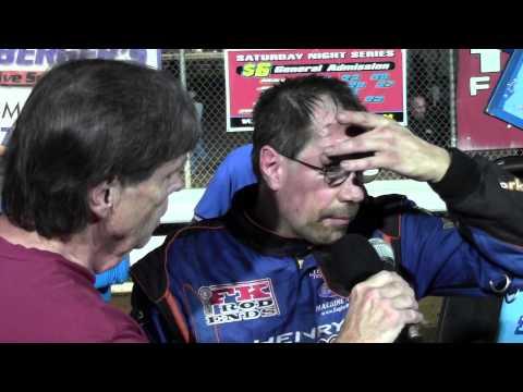 Williams Grove Speedway 410 Sprint Car Victory Lane 6-05-15