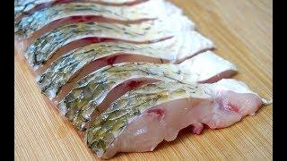 2斤草魚,不紅燒也不水煮,教你新吃法,簡單一做,鮮嫩勁道,營養又好吃【夏媽廚房】