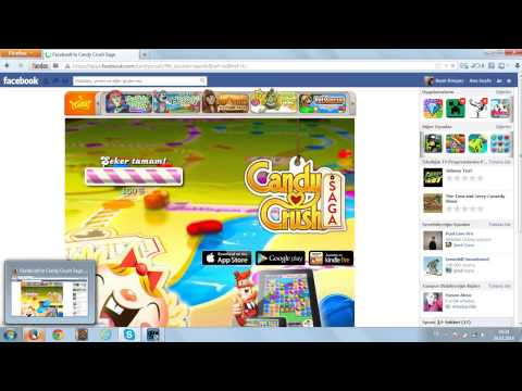 Candy Crush Saga Hilesi  Mozilla