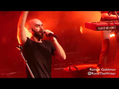 "X Ambassadors, ""Torches"" - San Francisco - Feb. 26, 2018"