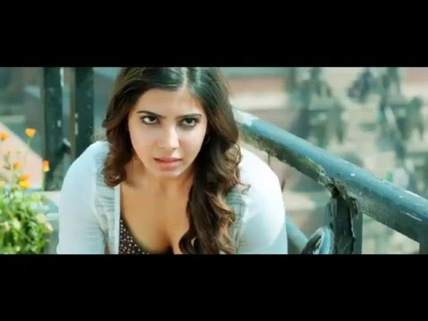 Samantha Ruth Prabhu All Hot Scenes and Boobs Touched in 10 Endrathukulla - HQ thumbnail