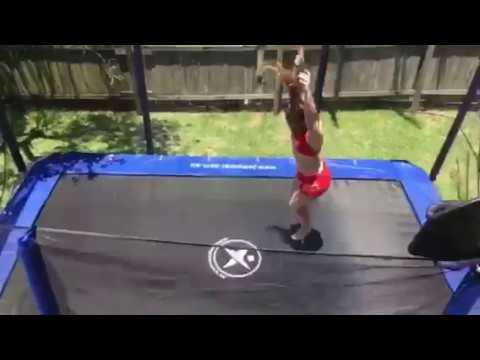 jump star trampolines jump star talent youtube. Black Bedroom Furniture Sets. Home Design Ideas