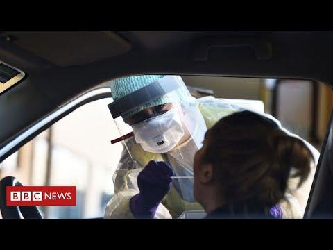 Coronavirus warning: up to 6 months before UK returns to normal - BBC News