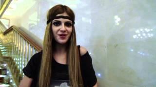Арина Перчик (видеоприглашение в Гараж - KReeD )
