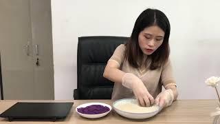 32- thánh ăn công sở-làm bánh trung thu tại văn phòng