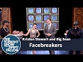 Facebreakers with Kristen Stewart and Big Sean video & mp3